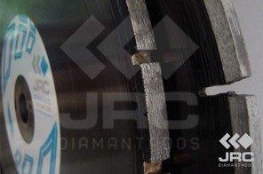 Disco Diamantado para Junta de Dilatação