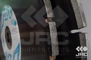 Disco Diamantado para Junta de Dilatação 110mm