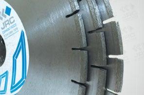 Disco para Junta de Dilatação 230mm