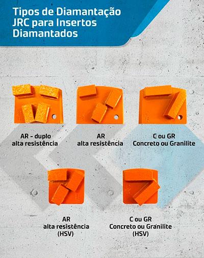 Inserto Diamantado