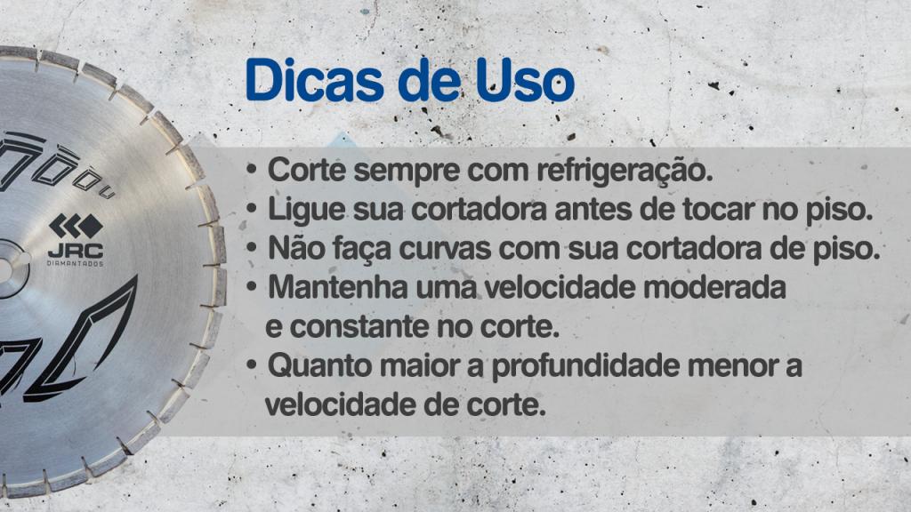 Disco Diamantado 450mm